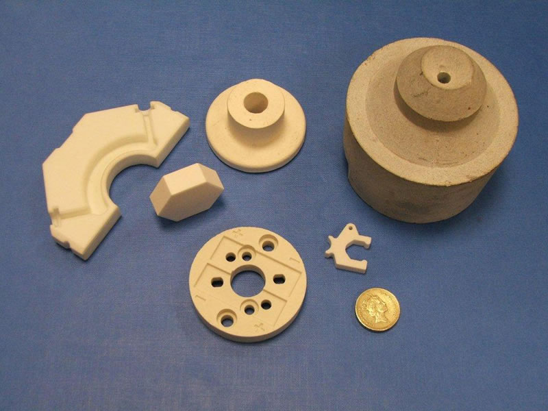 Machined ceramics | custom ceramic products and components