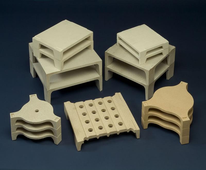Kiln Furniture Ceramic Setters Saggars